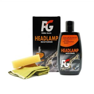 PERMA GLASS HEADLAMP RESTORER
