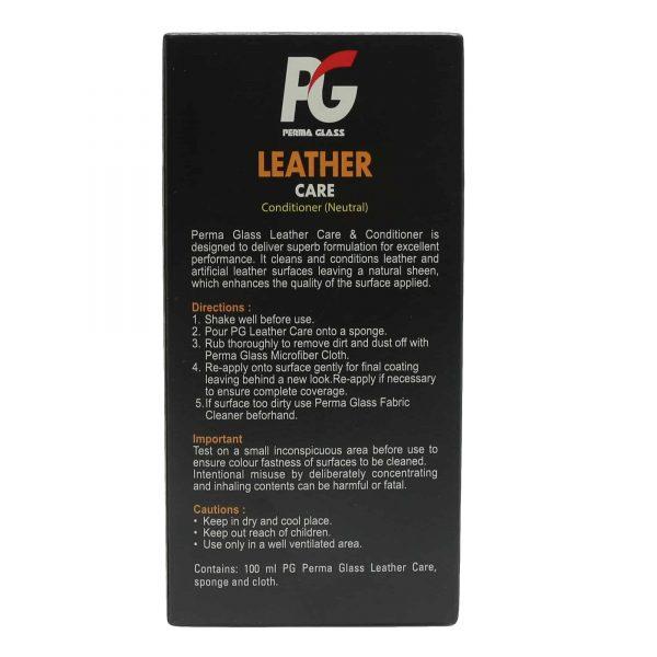 PERMA GLASS LEATHER CARE CONDITIONER 100ML-5