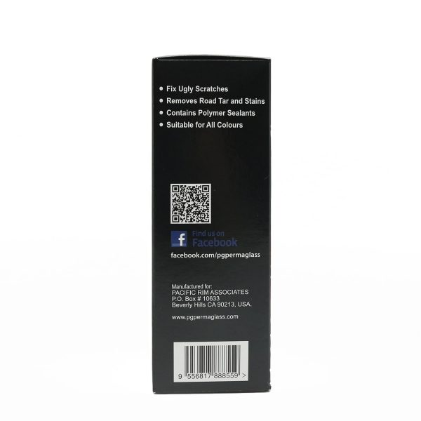 PERMA GLASS SCRATCH REMOVER 100ML