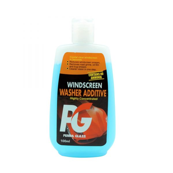 PERMA GLASS WINDSCREEN WASHER ADDITIVES 240ML