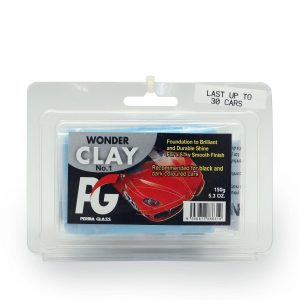 PERMA GLASS WONDER CLAY BAR NO.1