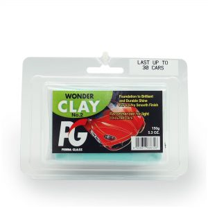 PERMA GLASS WONDER CLAY BAR NO.2